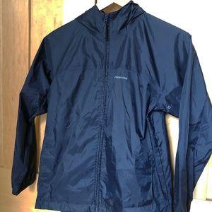Land's End Youth Rain Jacket size M (10-12)